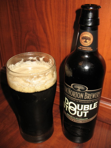 Hook Norton Double stout2