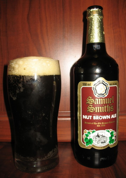 Samuel Smiths Nut Brown Ale2