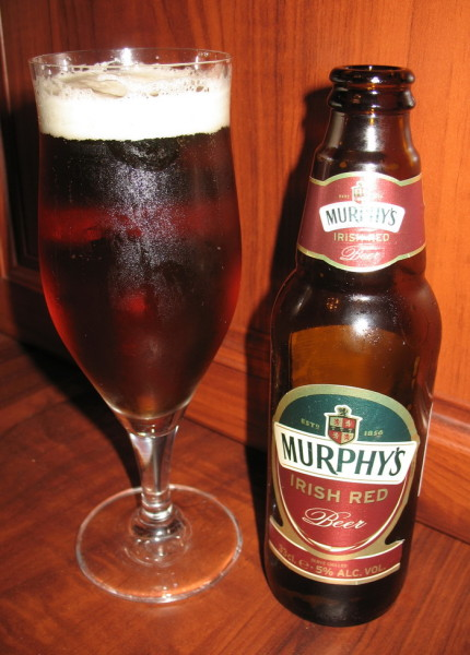 Murphy's Irish Red Beer