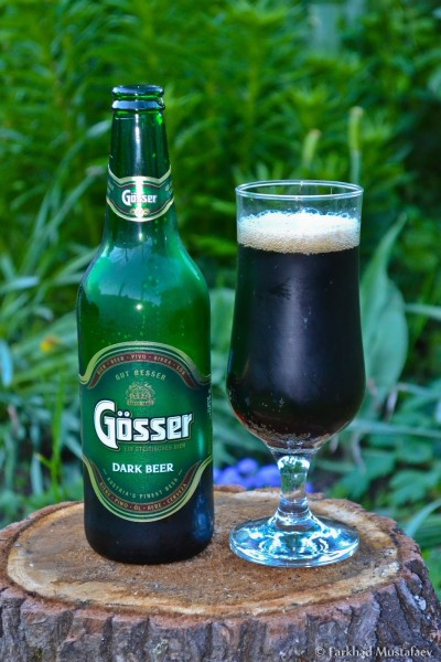 Gösser Dark Beer