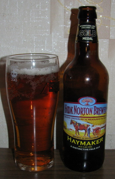 Hook Norton Haymaker