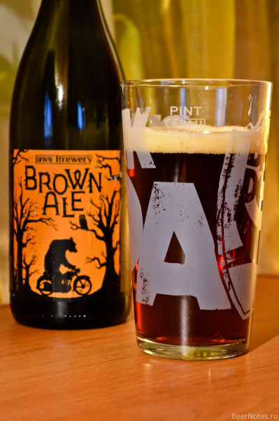 Jaws Brown Ale2