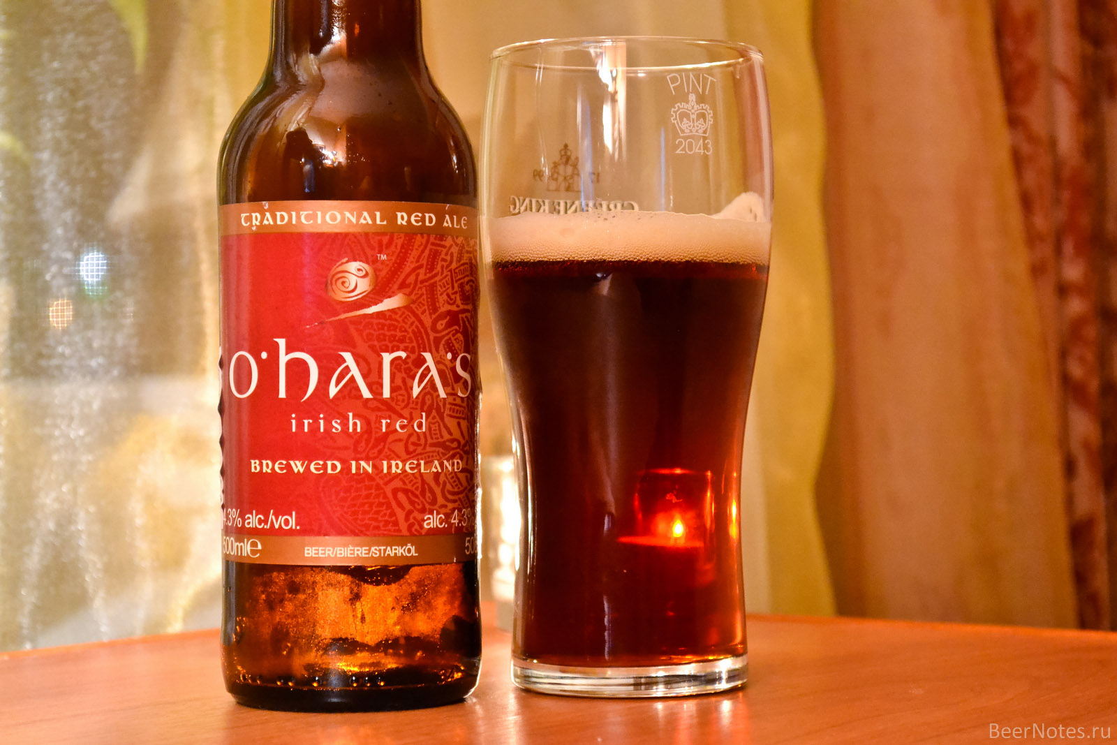 O'Hara's Irish Red3
