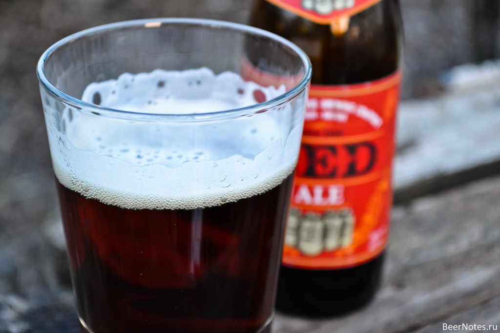Porterhouse Red Ale4