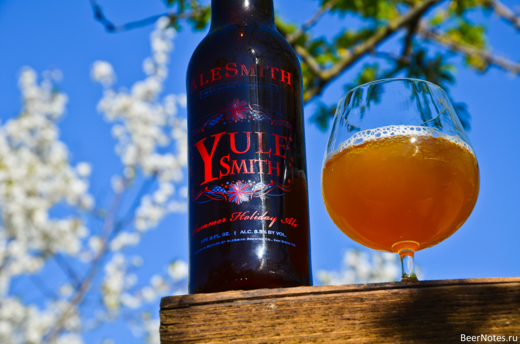 AleSmith YuleSmith (Summer) India Pale Ale14