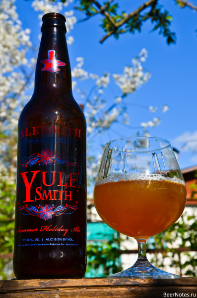 AleSmith YuleSmith (Summer) India Pale Ale2