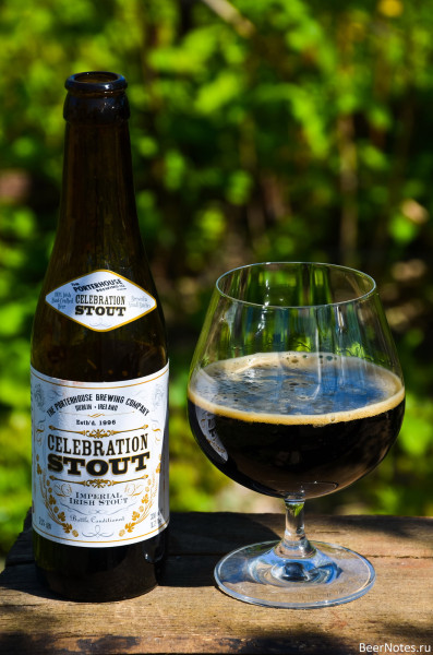 Porterhouse Celebration Stout