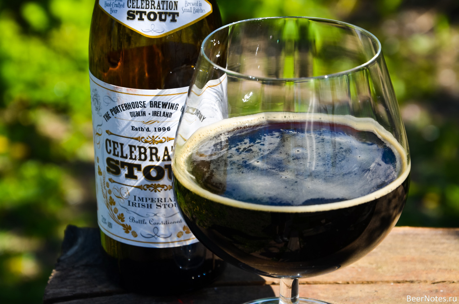Porterhouse Celebration Stout4