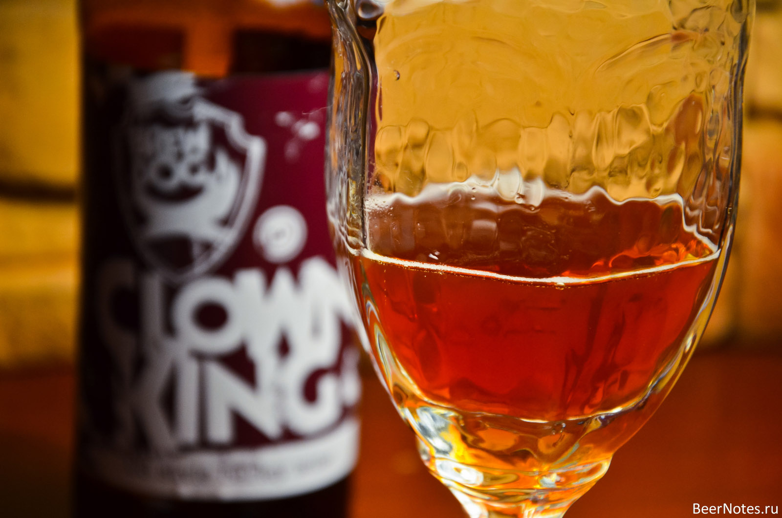 BrewDog Clown King3