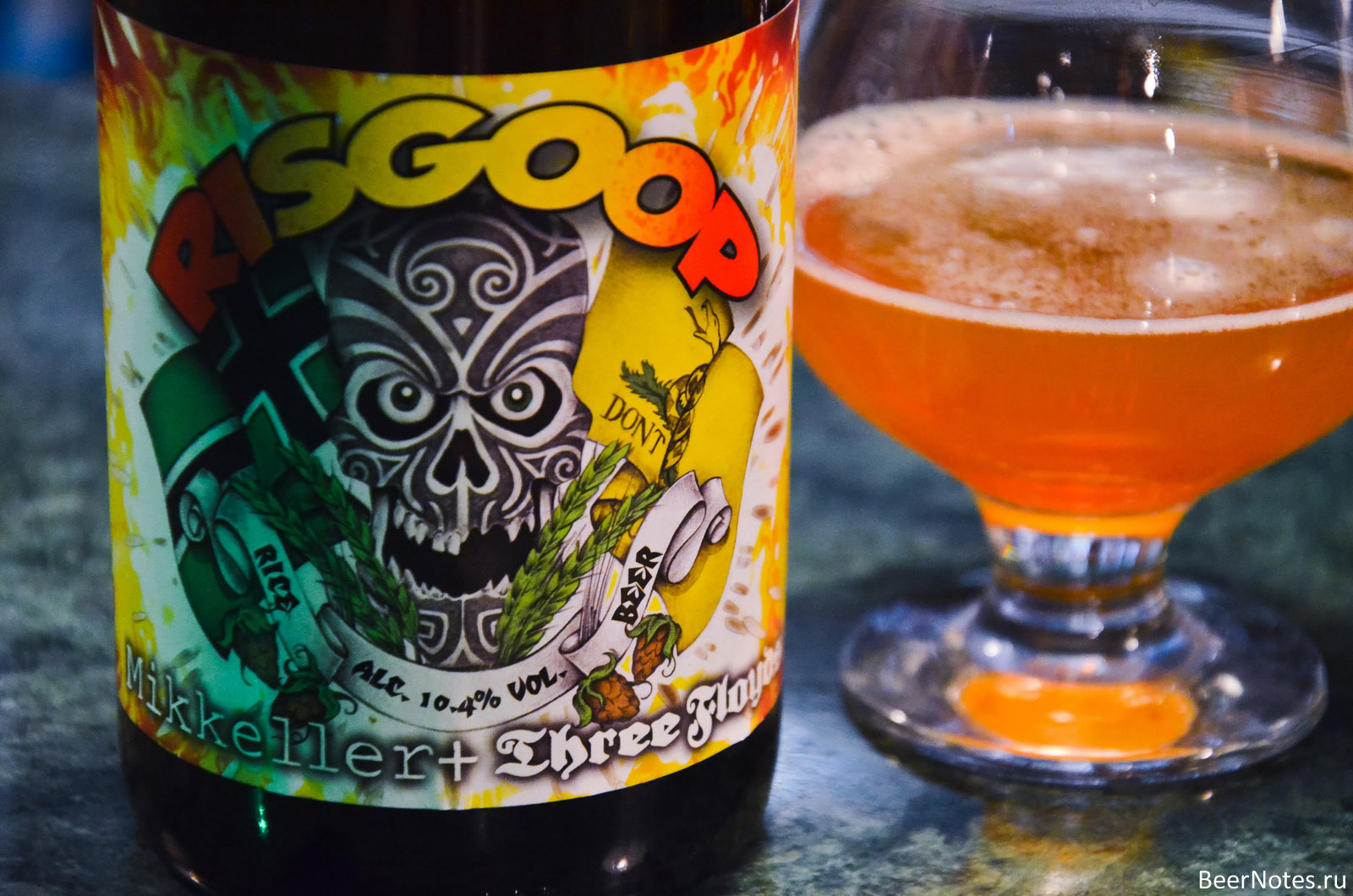 Mikkeller Three Floyds – Risgoop3