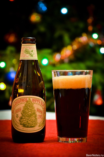 Anchor Christmas Ale 2013