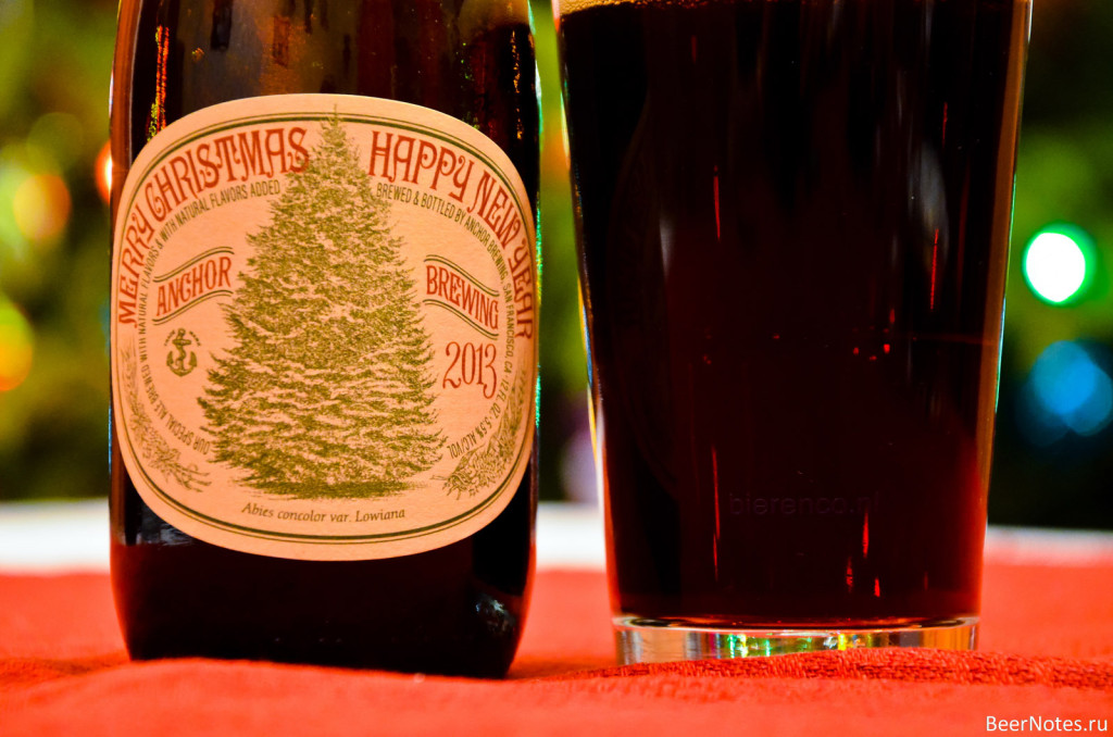 Anchor Christmas Ale 2013-7