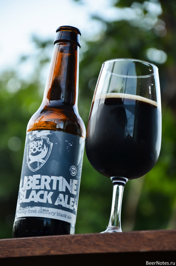 BrewDog Libertine Black Ale3