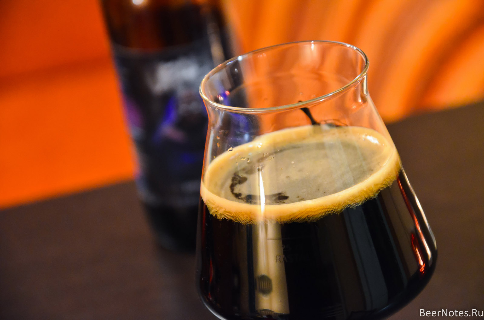 Stamm Beer Urals Russian Imperial Stout4