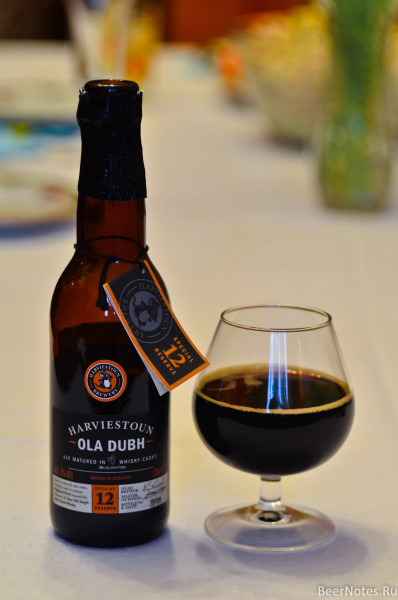 Harviestoun Ola Dubh (12 Year Old)