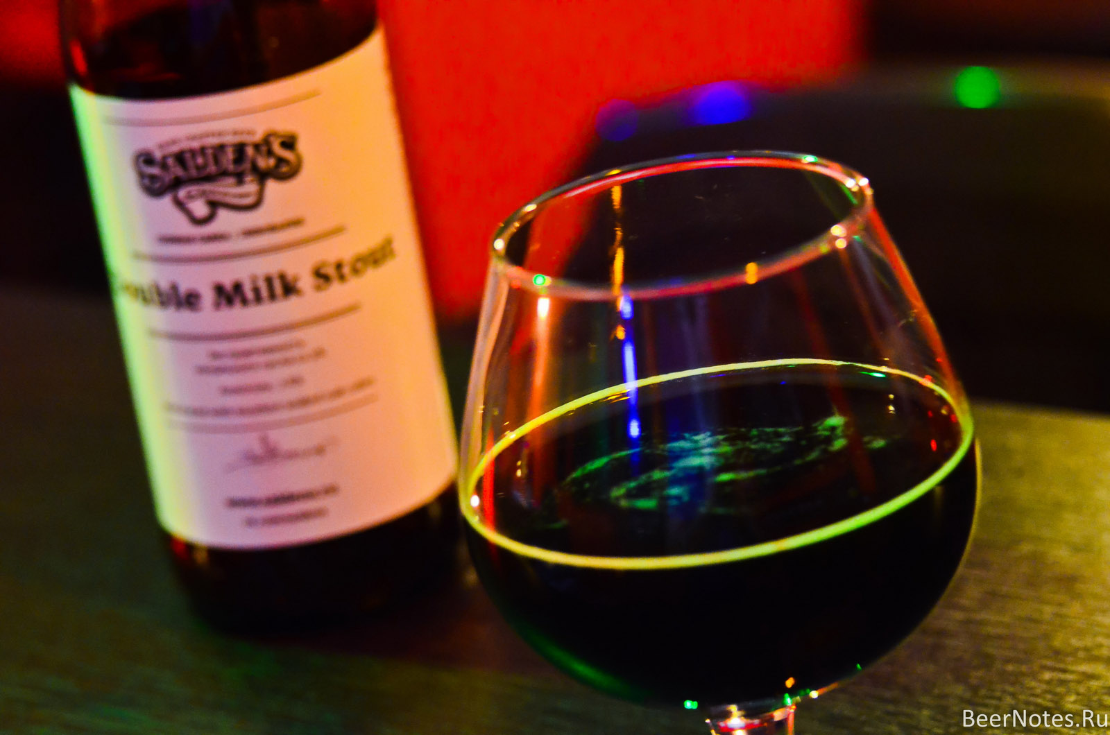 Salden's Double Milk Stout4
