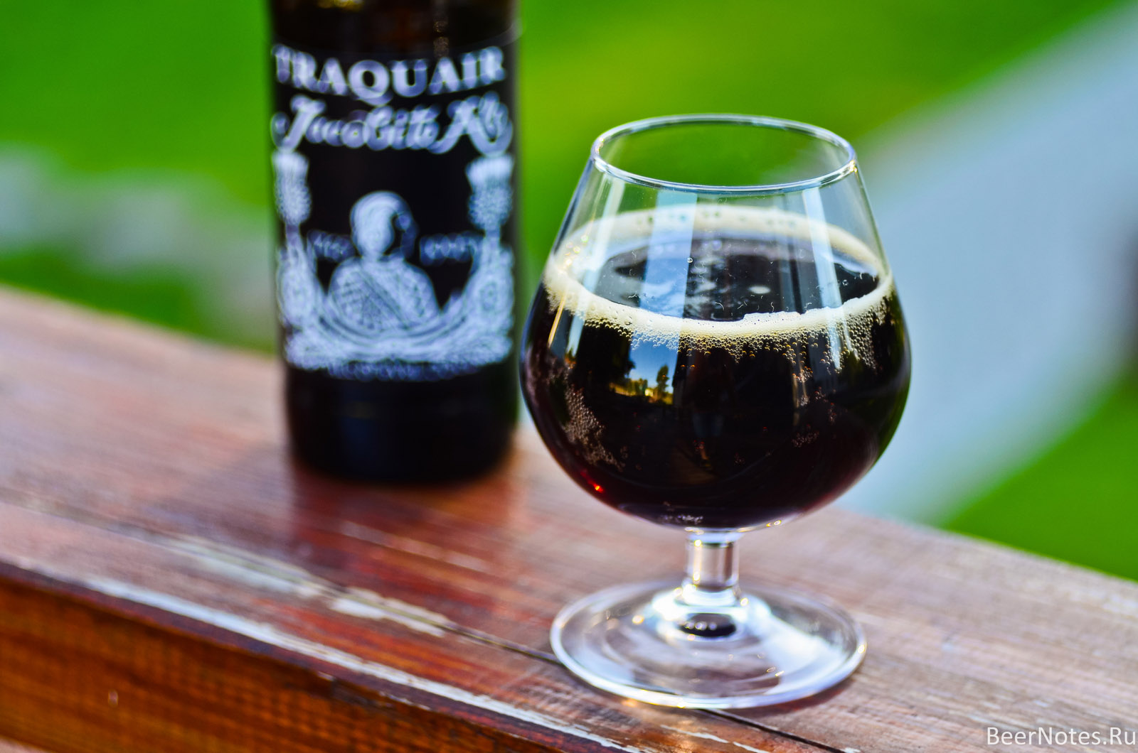 Traquair Jacobite Ale4