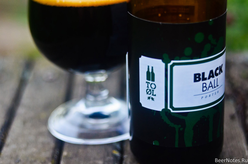 To Øl Black Ball Porter6