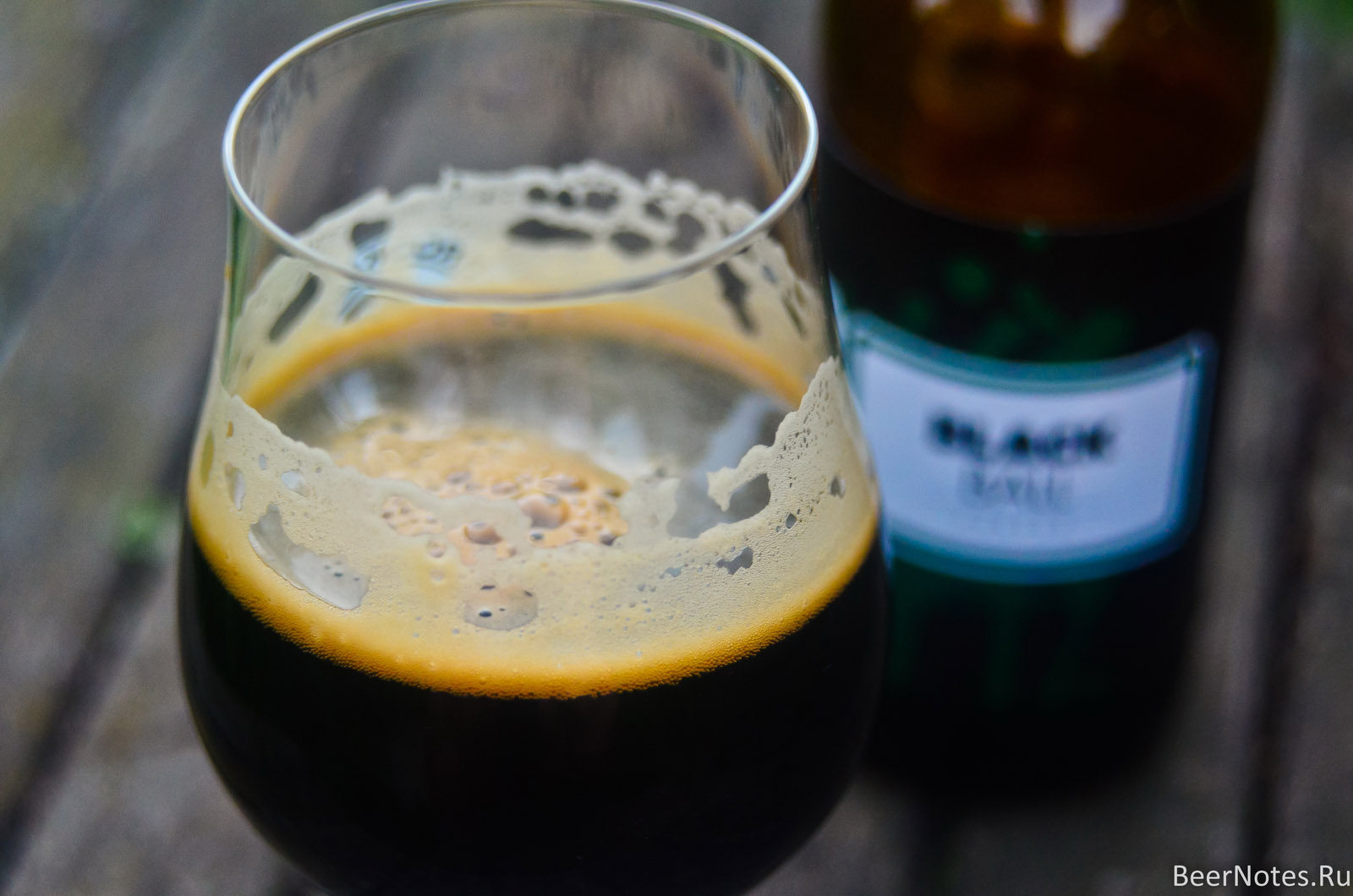 To Øl Black Ball Porter7