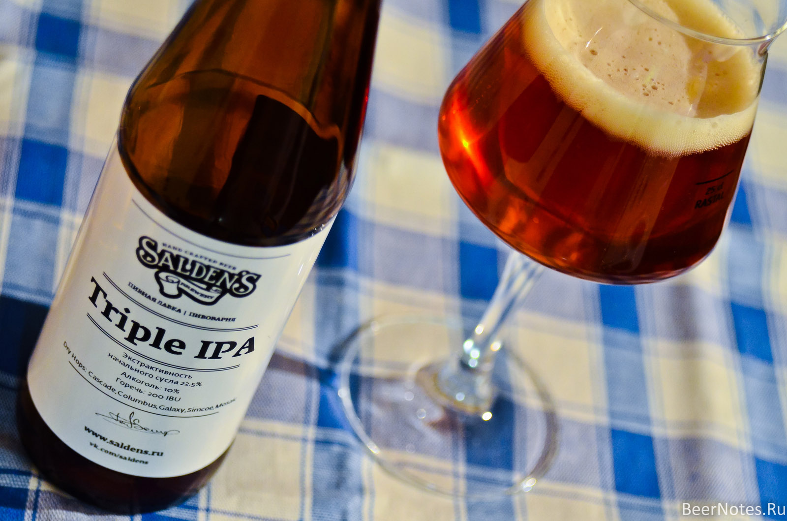 Salden's Triple IPA4