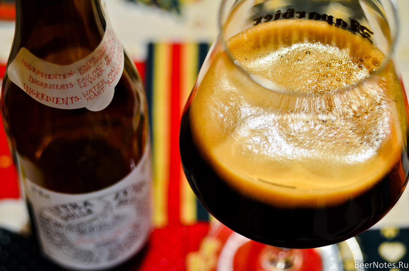 De Dolle Extra Export Stout3