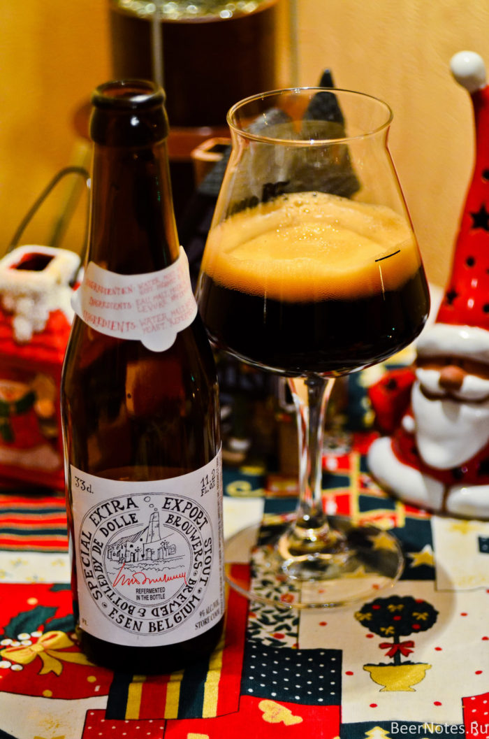 De Dolle Extra Export Stout5
