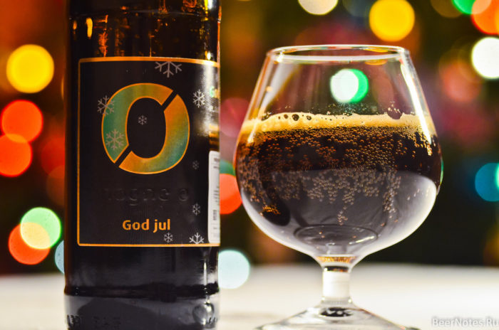 Nøgne Ø God Jul BA Whisky 2015-2
