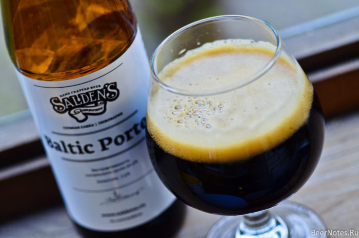 Salden's Baltic Porter2