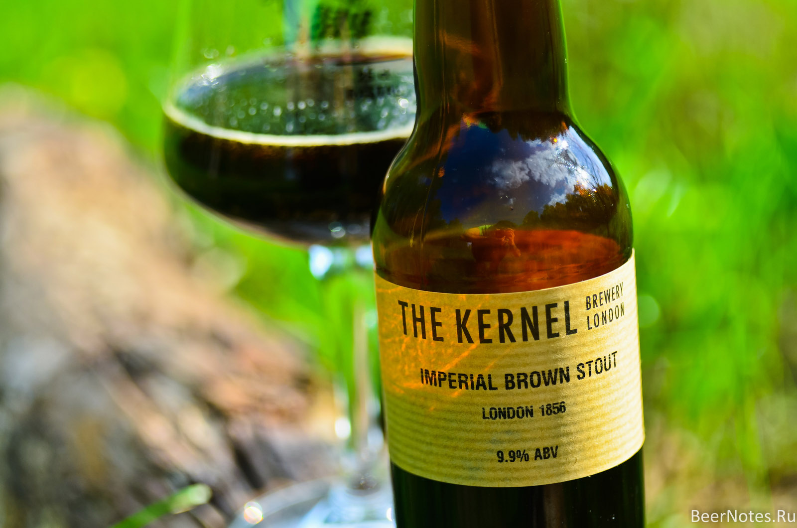 The Kernel Imperial Brown Stout London 1856-5